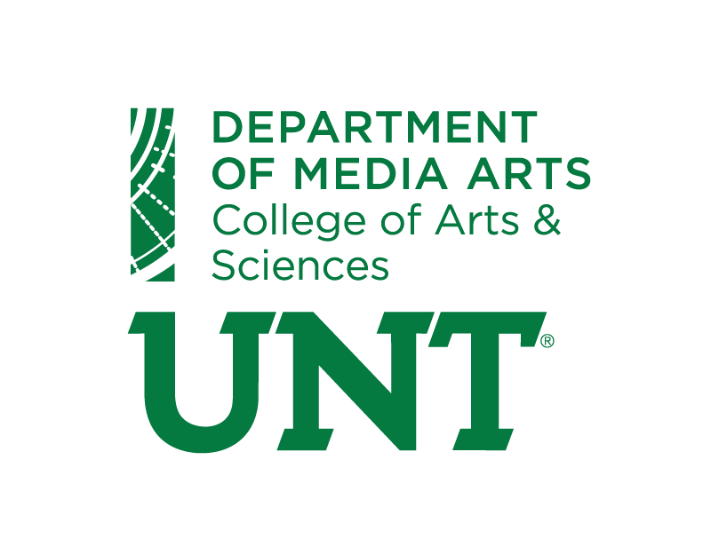 Logo for Department of Media Arts